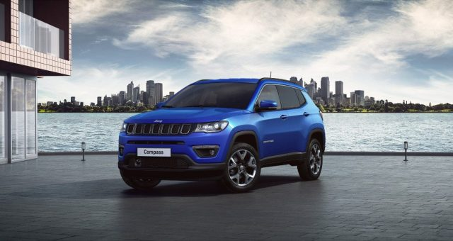 Jeep Compass km 0 1.4 MultiAir 2WD Limited a benzina Rif. 10876057