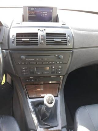 BMW X3 3.0d Cat Futura Usata