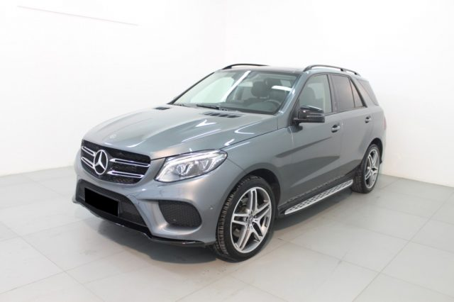MERCEDES-BENZ GLE 250 Antracite metallizzato