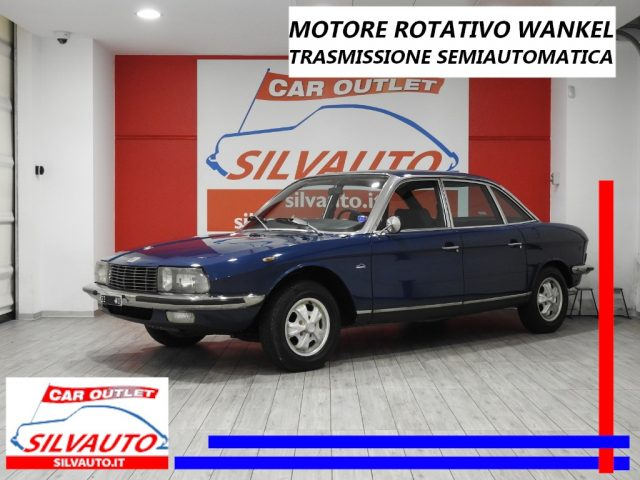 Audi 80 d'poca NSU RO 80 - MOTORE ROTATIVO NSU/WANKEL - ASI a benzina Rif. 10913073