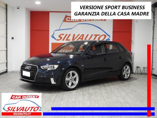 Audi A3 usata SPORTBACK 1.6 TDI S tronic Business Sport 116CV diesel Rif. 10913071