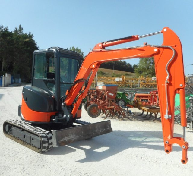 HITACHI  Orange pastello