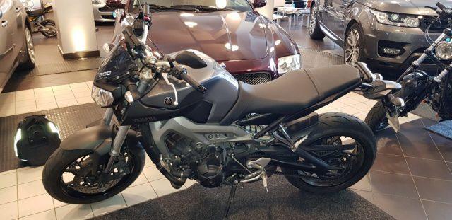 Yamaha Mt-09 usata KM 1500 GARANZIA UFFICIALE 24 MESI COME NUOVA !! a benzina Rif. 10932842