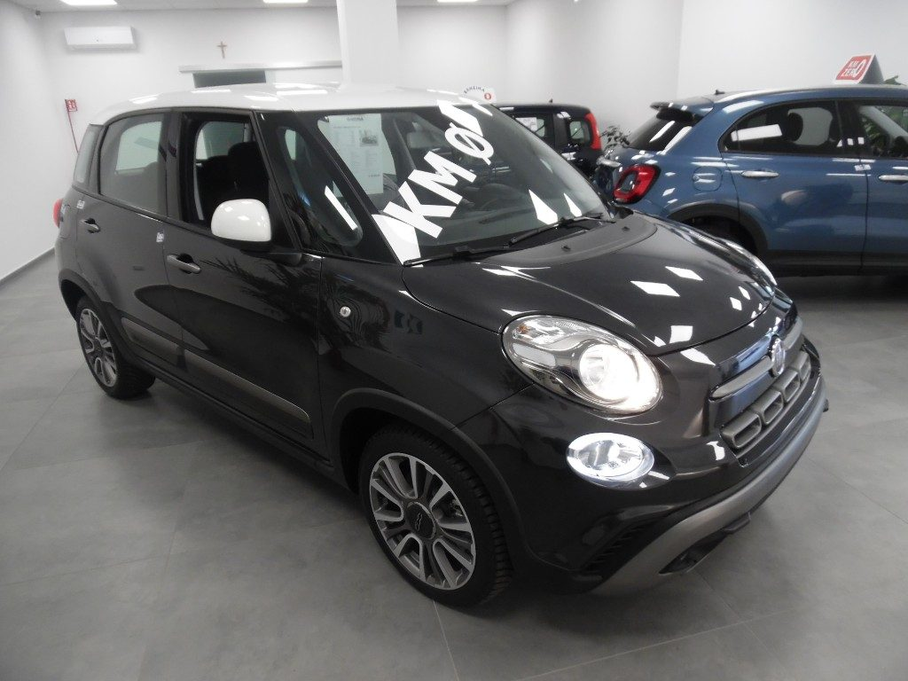500L 1.6 Multijet 120 CV Cross