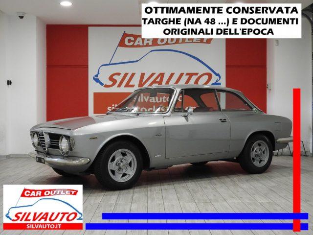 Alfa Romeo Giulia d'poca 1600 SPRINT GT VELOCE TIPO 105.36 a benzina Rif. 10934791