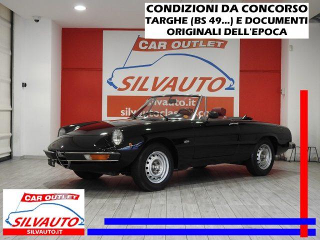 Alfa Romeo Spider d'poca 1300 JUNIOR CODA TRONCA TIPO 105.91 a benzina Rif. 10934790