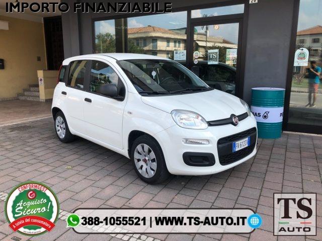 Fiat Panda usata 1.2 Pop *NEOPATENTATI* a benzina Rif. 10936487