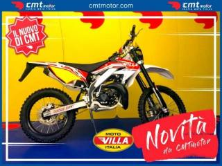 MOTO VILLA WRE 50 Finanziabile - Nero - 0 Usata