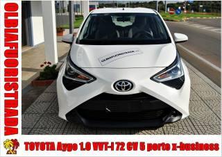 TOYOTA Aygo 1.0 VVT-i 72 CV 5 Porte X-business Km 0
