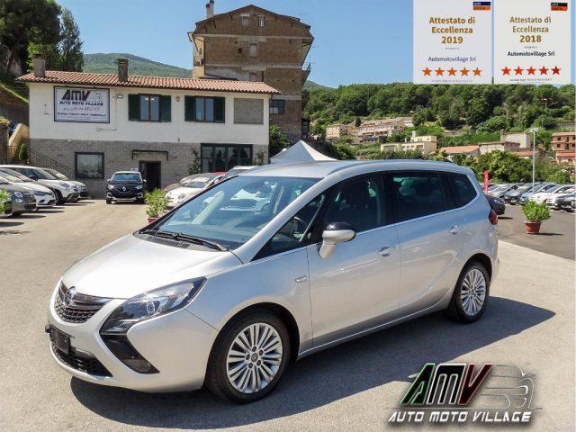 """Opel Zafira Tourer usata 1.6 CDTi 120CV 7 POSTI-NAVI-CERCHI""""17-CRUISE diesel Rif. 10966204"""