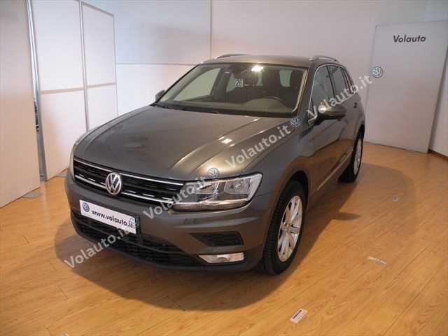 Volkswagen Tiguan usata 2.0 TDI SCR DSG 4MOTION Business BMT diesel Rif. 10960869
