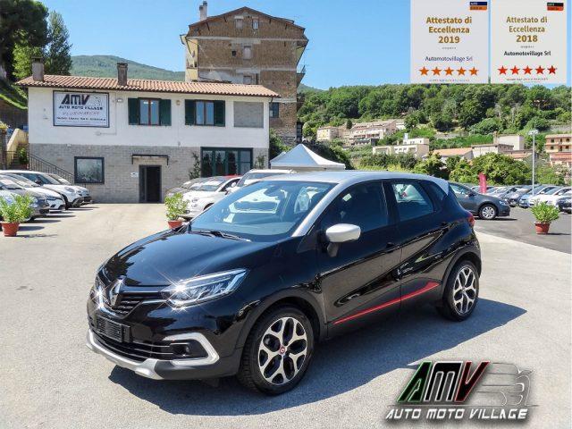 "Renault Captur usata 1.5 dCi 90 CV BICOLORE-NAVI-CLIMAUTO-CERCHI""17 diesel Rif. 10966203"