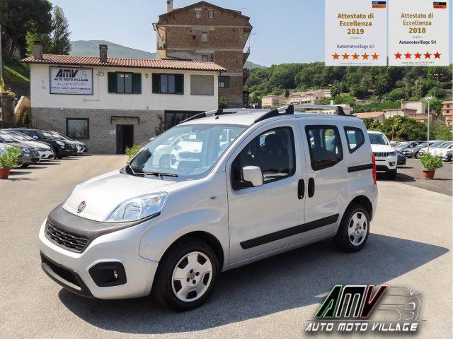 Fiat Qubo usata 1.3 MJT 95 CV Lounge CLIMA-FENDI-AUX-USB-SD diesel Rif. 10982497