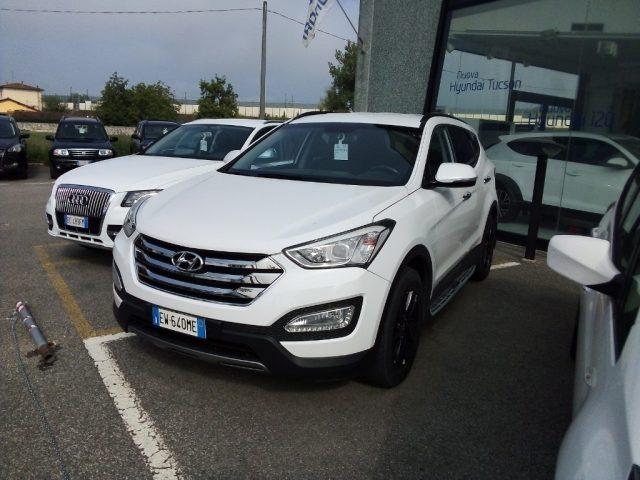 Hyundai Santa Fe usata 2.0 CRDi 4WD Comfort - Pedane - Navi diesel Rif. 11025934