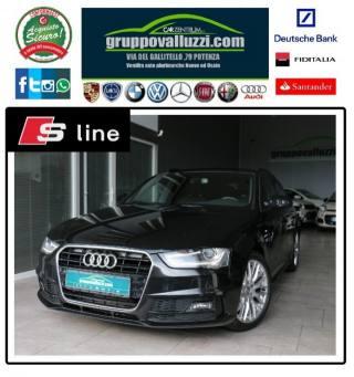 AUDI A4 Avant 2.0 TDI Clean Diesel S-line Edition S TRONIC Usata