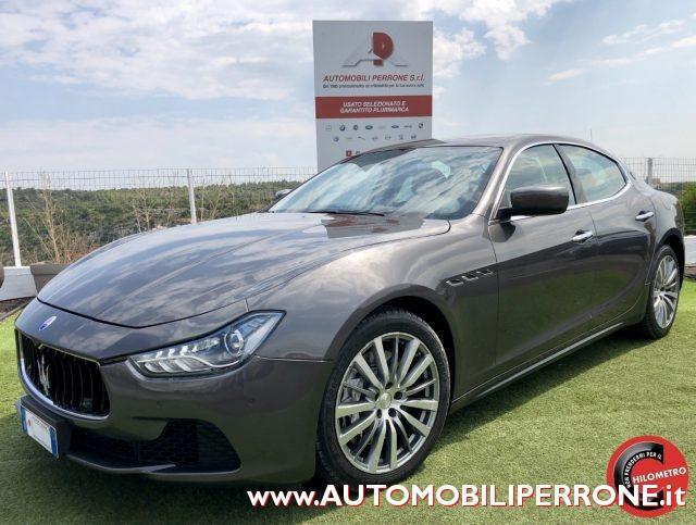 Maserati Ghibli usata 3.0 Diesel 250cv diesel Rif. 10983887