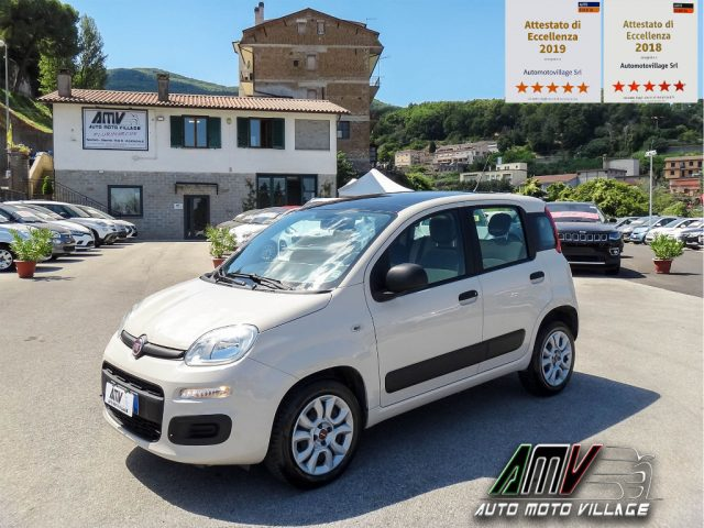 Fiat Panda usata 0.9 TwinAir Turbo Natural Power TETTO APRIBILE a metano Rif. 10982499