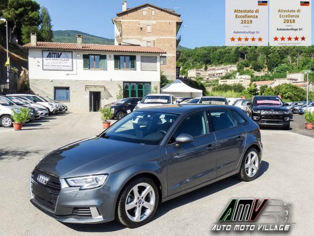 Audi A3 usata SPB 1.6 TDI 116 CV S tronic ITALIANA-XENON-NAVI diesel Rif. 11006363