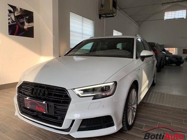 Audi A3 usata SPB 2.0 TDI S tronic Sport S Line diesel Rif. 10999481