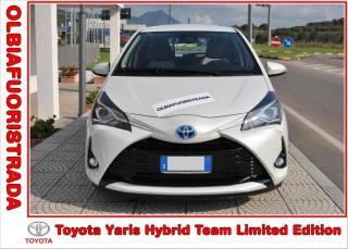 TOYOTA Yaris 1.5 Hybrid 5 Porte Toyota Team Usata