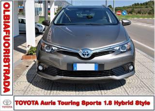 TOYOTA Auris Touring Sports 1.8 Hybrid Style AZIENDALE !!! Usata