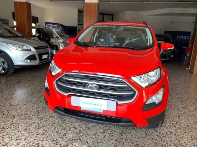 Ford Ecosport km 0 1.5 Ecoblue 100 CV Start&Stop Plus diesel Rif. 11020237