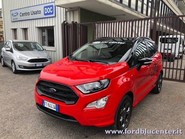 Ford Ecosport usata 1.5 Ecoblue 100 CV Start&Stop ST-Line diesel Rif. 11030941