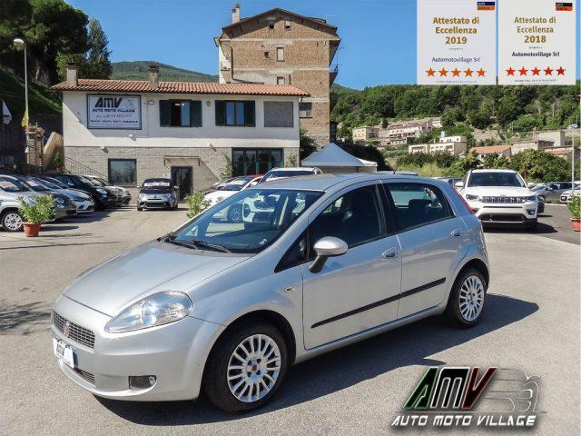 Fiat Grande Punto usata 1.3 MJT 75 CV 5 p. UNIPROP.-OK NEOP.-RUOTINOSCORTA diesel Rif. 11048669