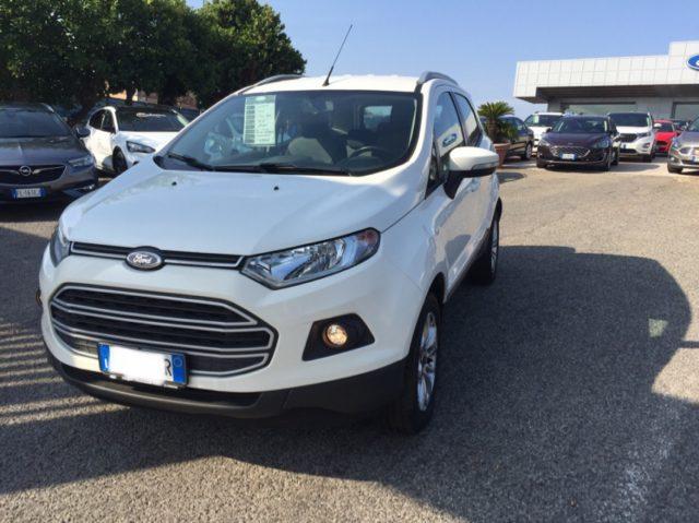 Ford Ecosport PLUS 1.5 Tdci 95 cv