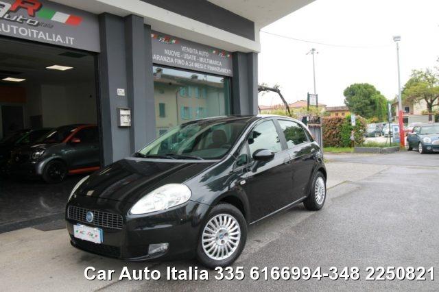 Fiat Grande Punto usata 1.2i 5 Porte Ideale Neopatentati UnicoProprietario a benzina Rif. 11066566