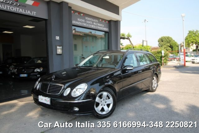 Mercedes-benz usata CDI V6 S.W. Avantgarde AUT NAVI XENON PDC diesel Rif. 11066580