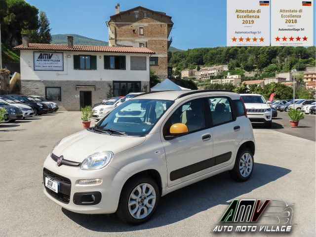 Fiat Panda usata 0.9 TwinAir Turbo Natural Power O C C A S I O N E a metano Rif. 11069745