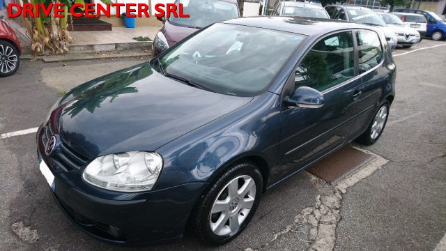 VOLKSWAGEN Golf Blu scuro metallizzato