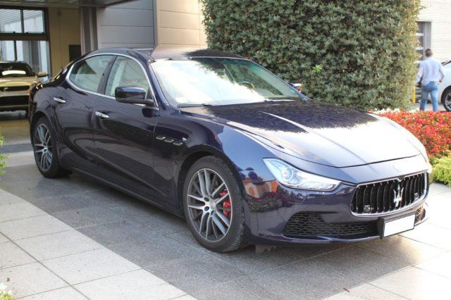 Maserati Ghibli usata 3.0 S Q4 *TAGLIANDATA MASERATI* a benzina Rif. 11331953