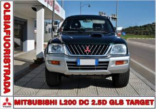 MITSUBISHI L200 2.5 TDI 4WD Double Cab Pup. GLS T. Usata