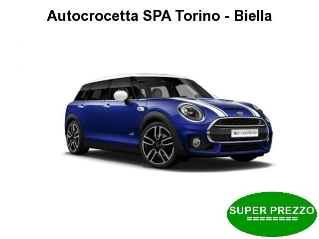 Mini usata SD Hype ALL4 Automatica diesel Rif. 11113857
