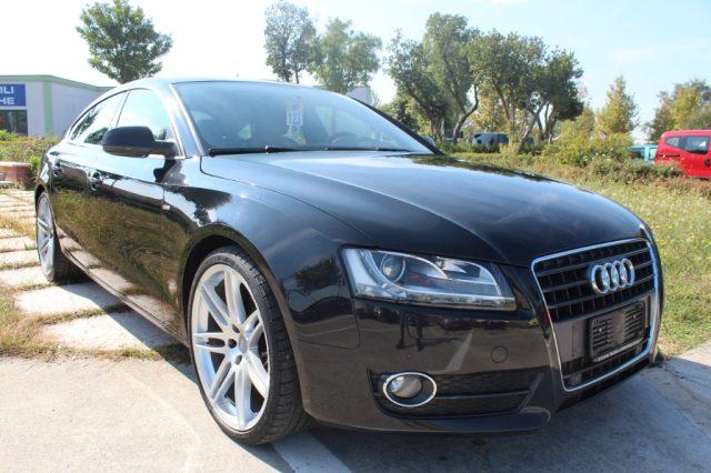 Audi A5 usata SPB 2.0tdi 143cv multit. xeno SLINE tetto cerchi20 diesel Rif. 11102434