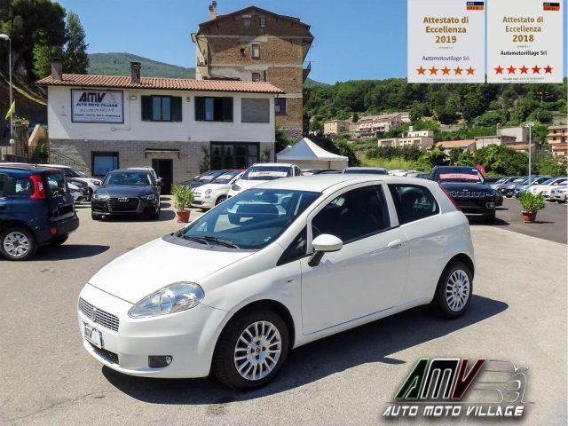 Fiat Grande Punto usata 1.3 MJT 75 CV 3 p. CRONO.TAGLIANDI-OK NEOP.-FENDI diesel Rif. 11111374