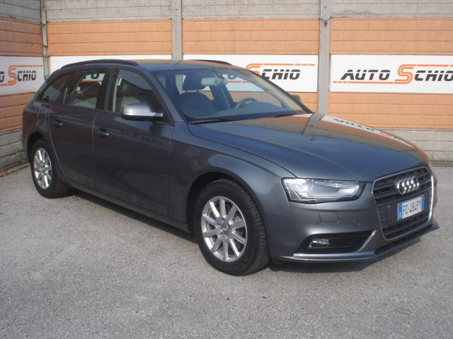 AUDI A4 Avant 2.0 TDI clean diesel multitronic Business