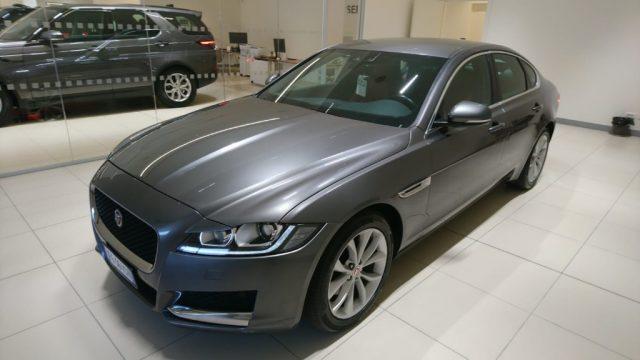 Jaguar Xf usata 2.0 D 180 CV aut. Prestige diesel Rif. 11129806