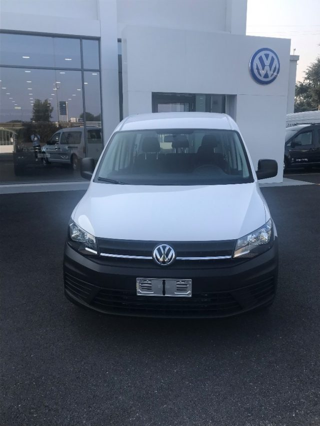 Volkswagen Caddy 2.0 TDI 102 CV Kombi Business Maxi