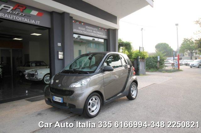 Smart Fortwo usata 1000 52 kW MHD coupé Pure Unico Proprietario a benzina Rif. 11147058
