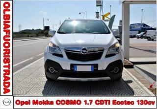 OPEL Mokka 1.7 CDTI Ecotec 130CV 4x2 Start&Stop Cosmo Usata