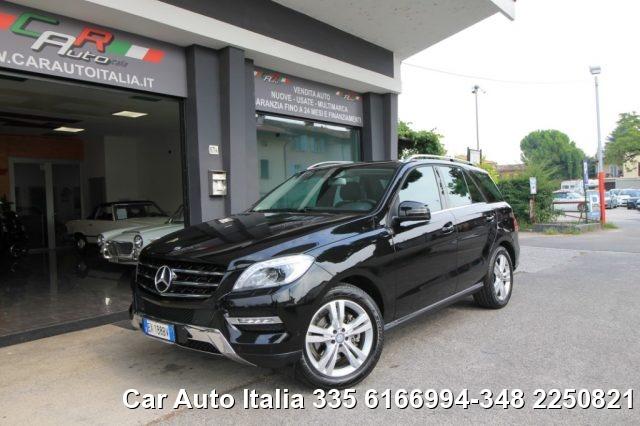 Mercedes-benz usata BlueTEC 4Matic Sport UniPropietario GANCIO TRAINO diesel Rif. 11188022