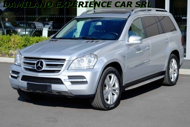 MERCEDES-BENZ GL 350 cat BlueTEC 4MATIC Sport 7 - FULL OPTIONAL