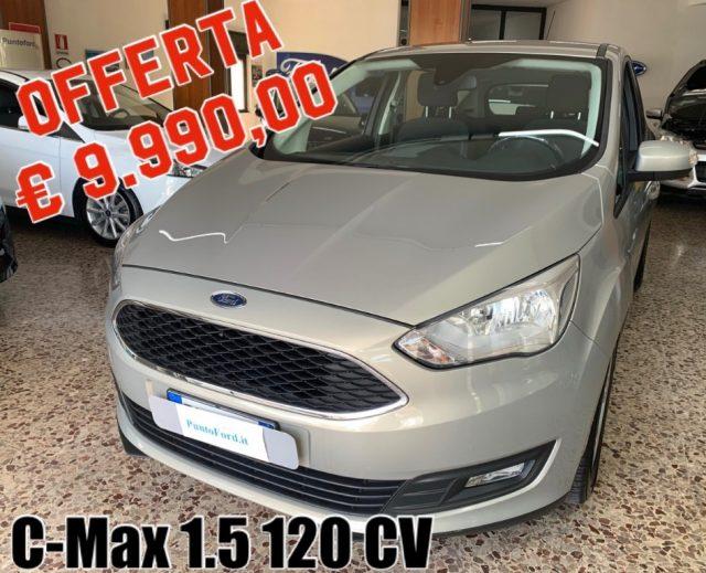 Ford C-max usata 1.5 TDCi 120CV Start&Stop Business diesel Rif. 11166492