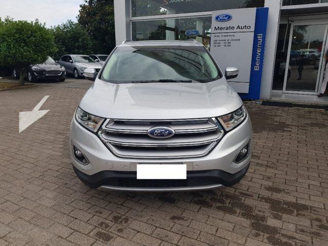 Ford edge  - dettaglio 3