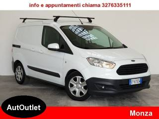 FORD Transit Courier 1.5 TDCi 75CV Van Trend CLIMA Usata