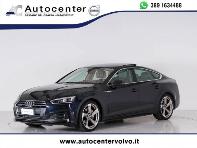 Audi A5 usata SPB 3.0 TDI quattro S tronic Business Sport diesel Rif. 11301190
