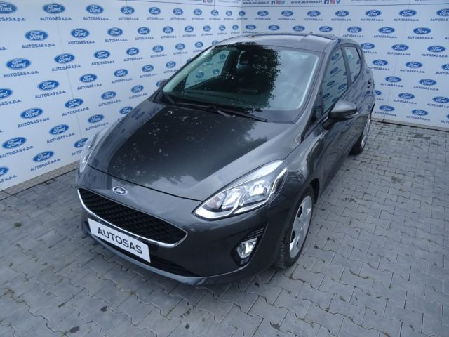 Ford Fiesta Aziendale 1.5 TDCi 85cv Plus Magnetic Grey